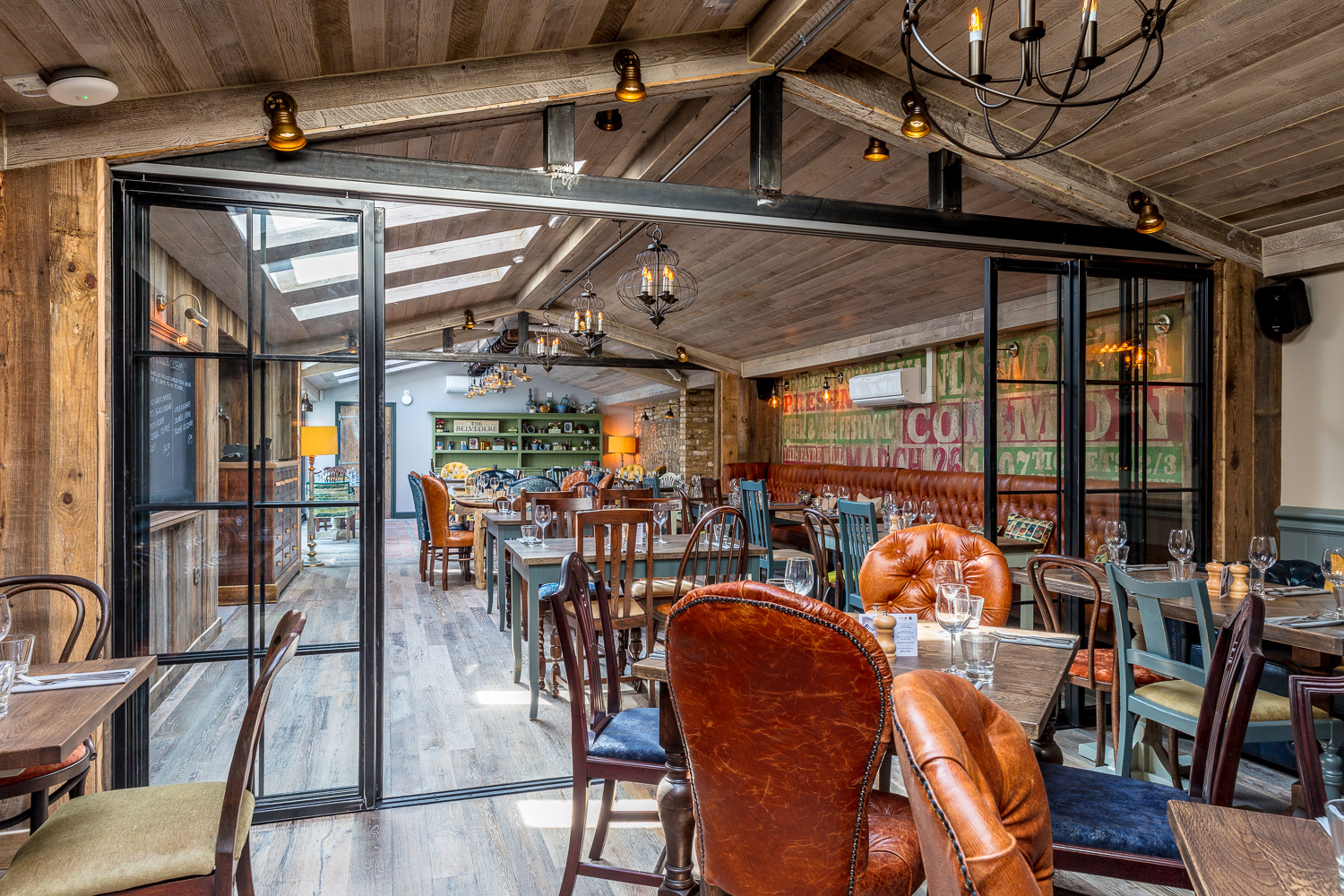 County Arms | Young\'s pub in South West London with private hire